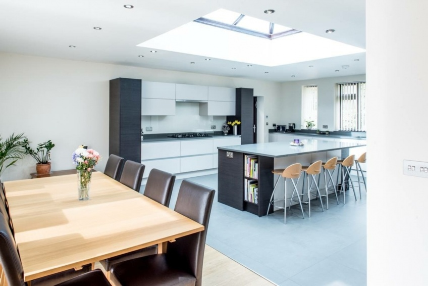 Kitchen Extension - West Bromwich -