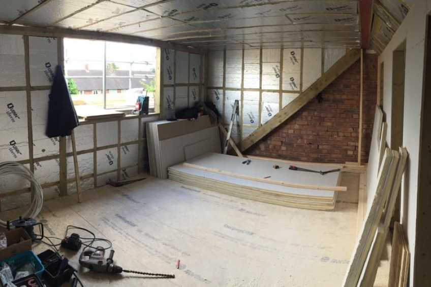 Loft and Garage Conversions Builders Wednesbury -