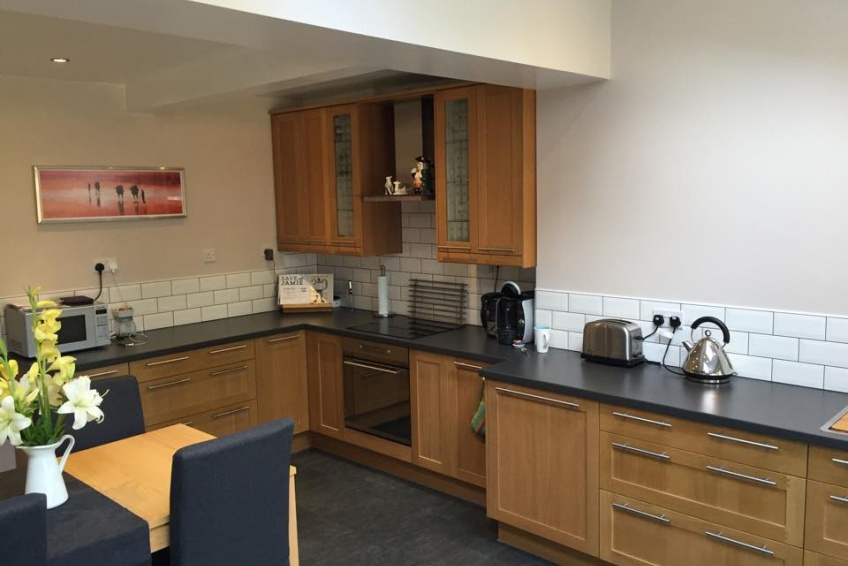 Kitchen Extension - Wolverhampton -