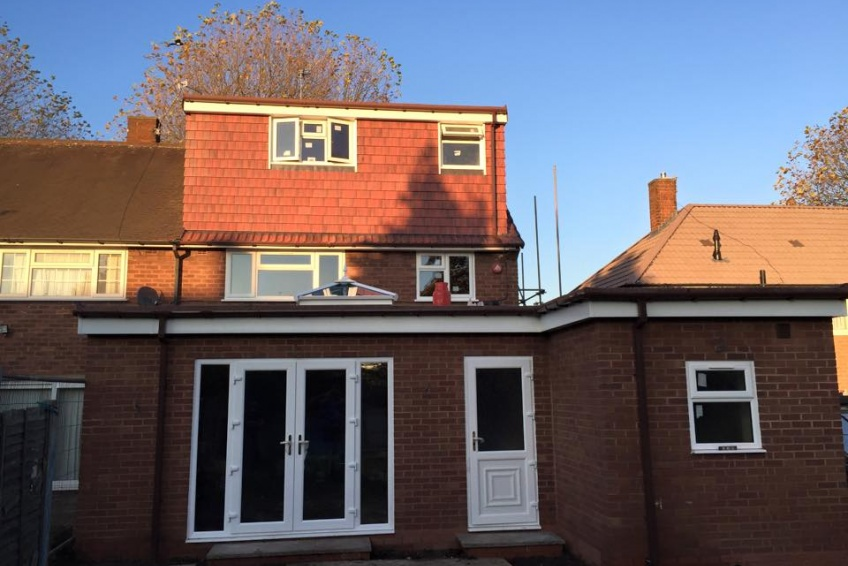 Loft Conversion - Wednesbury -