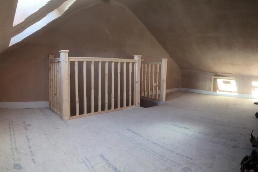 Loft conversion stair cases - Walsall -