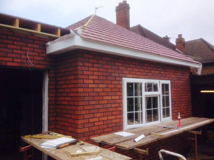 Flat roof leak repairer specialists walsall birmingham for I kitchens and renovations walsall