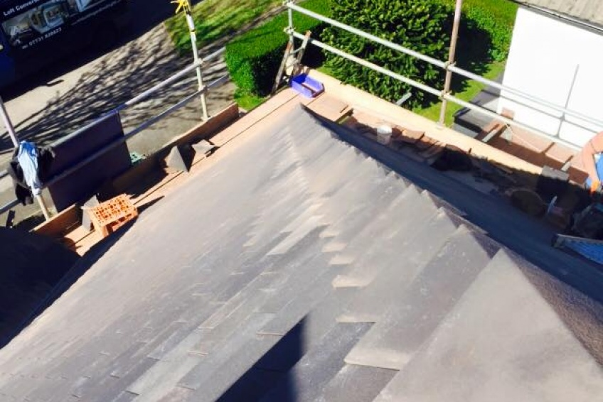 New Roof - Walsall -