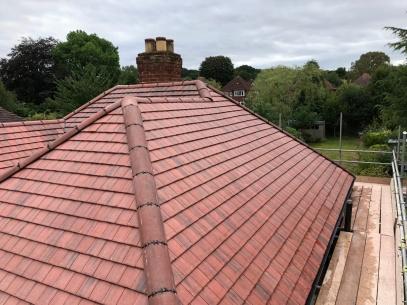 New Roof / Reroof