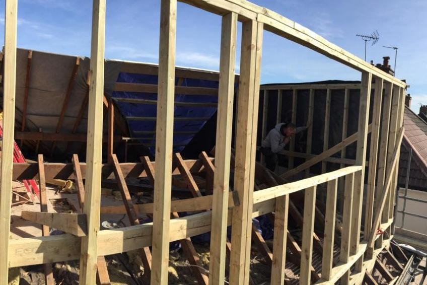 Loft conversion - Wednesbury -