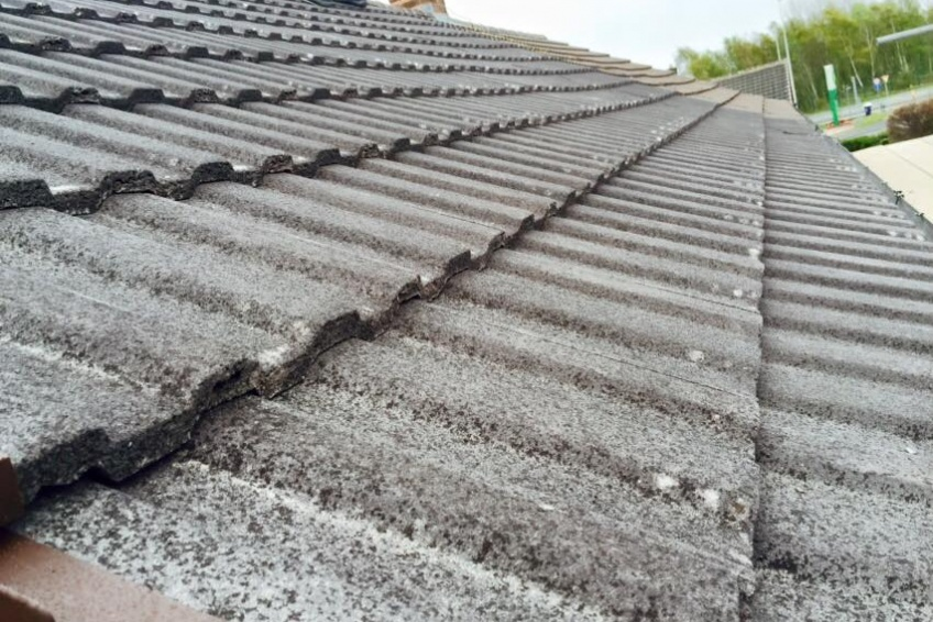 Re-roof project - Wednesbury -