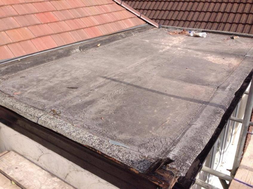 Flat Roof Leak Repairer Specialists Walsall Birmingham