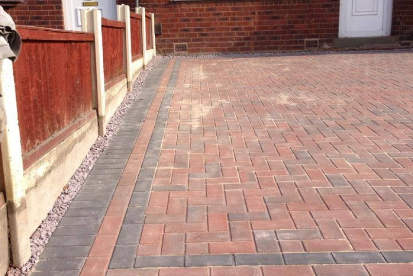 Block Paving Driveway - Walsall - Pretty good if we say so
