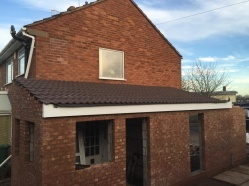 garage roof tiles on