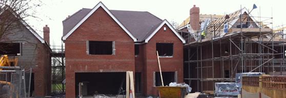 Build New House building contractors new house build birmingham